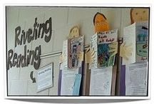 "Teaching - ""Reading corners"""