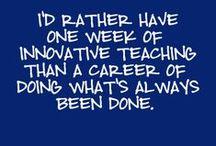 "Teaching - ""Inspiration"""