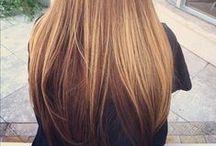 Frisyrer till långt hår / Bilder på massvis med fina frisyrer till tjejer som har långt hår eller väntar på att håret ska växa ut och vill inspireras