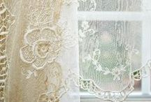 Lace, lace and more lace!