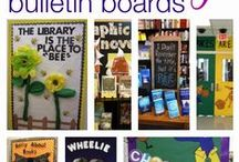 Library Displays & Events & Planning Ideas / Different ideas to spruce up the LRC