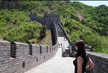 China: A Life Less Beige / Time spent in China to celebrate my Mum's 50th birthday running the Great Wall half marathon.