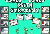 Multiplication / Multiplication and Division Ideas and Strategies!