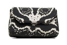 City Clutch Specials / Add just the right amount of drama with different texture and prints.