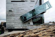 Architectural Juxtaposition / Mix & Match