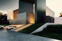 Modernist Facades / Judge a House by its Cover