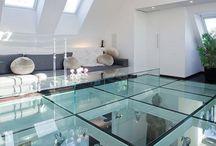 Transparent Tramping / Glass Floors