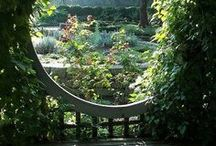 Outdoors / Take it outside! Warm months let us enjoy our outdoor spaces.
