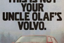 Volvo (He)Ad Lines / Oneliners from ads and press. All Volvo!