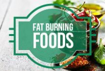 Fat Burning Foods / Your metabolism isn't going to kick itself into high gear. Know how to properly fuel your machine to burn fat and uncover parts of your body you never knew existed.