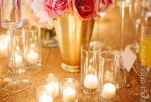 50th Wedding Anniversary / Golden / by Melissa