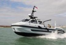 Unmanned Surface Vehicles - USV / Unmanned Surface Vehicles (USV) - remotely operated boats and craft for naval applications