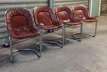 Sedie / Vintage chairs 1950 - 1970