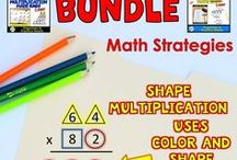 Elementary Math Ideas! / Tips, strategies, and ideas for math class