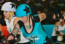 Lake Effect Furies / Queen City Roller Girls Travel Team: Lake Effect Furies/Roller Derby http://www.qcrg.net/people/lake-effect-furies/