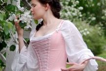 18th Century Fashion - Baroque, Rococo