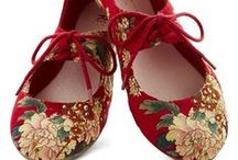 Beautiful Footwear / by moontails