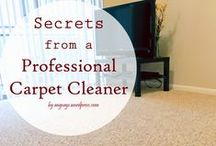 Angela Says / Only the cleaning tips and tutorials from my blog.