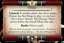 Customizable Card Games Moodboard