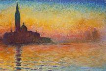 Art //  Impressionism / Modern Art; Impressionism, Post Impressionism, Romantic Impressionism
