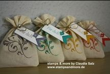 Stampin' Up! - Boxes/ Verpackungen