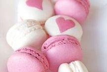 Makaroniki / Makaroniki słodkie ,francuskie,kolorowe ciasteczka:)