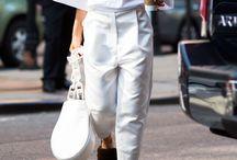 Power of White  ➰ / Fashion