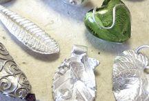 Precious Metal Clay Workshops - Amy Surman School of Jewellery
