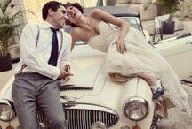 Vintage Wedding Ideas / Formalwear with a vintage flair.