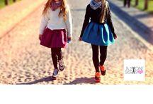 Moda dziecięca, inspiracje