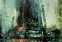 Art // Cityscapes