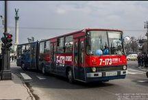 100 éves a budapesti buszközlekedés