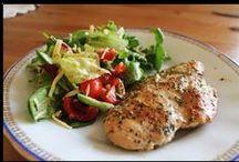 Zdrowe posiłki - PRZEPISY / Przepisy na zdrowe wartościowe posiłki dla osób będących na diecie,chcących schudnąć, bądź prowadzić zdrowy styl życia. Są bardzo smaczne i wypróbowane!