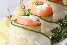 Recipe for salmon