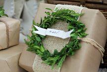 Geschenkideen und Verpackungen / Mitbringsel für die nächste Grillparty, Weihnachtsgeschenke oder Tipps für die Hochzeitsfeier.