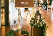 Hochzeiten und Feiern