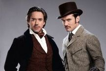 Robert Downey Jr Sherlock Holmes and actors