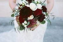 Wedding Flower Inspiration / Check out our best wedding flower & bouquet ideas to get inspiration for corsages, boutonnieres, centerpieces and more!