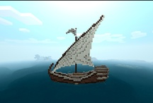 Minecraft Ships / by Minecraft Gallery
