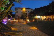 lighting coreografico / #matrimoni #luci scenografiche #location #wedding venue