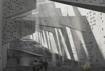 Architectural Forms / Architecture as a machine for production of everything.