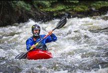Kayaking (WhiteWater)