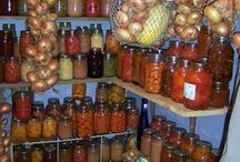 Canning ~ Freezing ~ Drying ~ Preserving ~ Pickling & Storage... / by Darlene Lohrman
