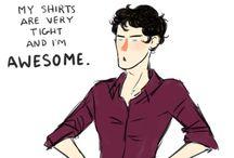 Sherlocked!!