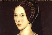 Anne Boleyn / Images, places and fictional representations pertaining to Henry VIII's second wife.