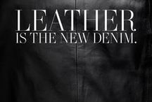 - love LEATHER -