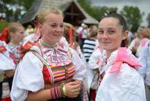 Folklore - 2013 Vychodna Festival / International Folk Festival - Vychodna, Slovakia     © Guido Andrea Longhitano
