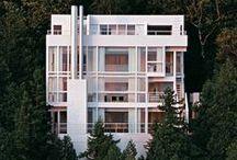 Exterior / Exterior design inspirations, private and public open spaces.