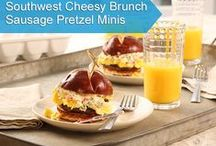 Breakfast Time / Delicious breakfast ideas.  / by Volk Enterprises, Inc.