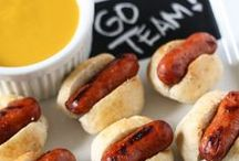 Score Big on Game Day! / Game day calls for tasty finger foods, sandwiches and more! / by Volk Enterprises, Inc.